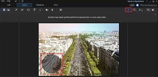 powerdirector slideshow templates create express templates with photodirector 8 cyberlink learning
