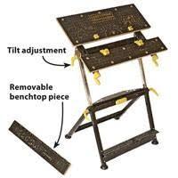 Portable Work Bench Craftsman Portable Workbench Wood Magazine
