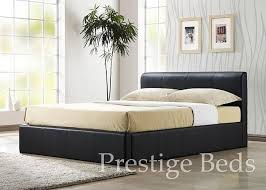 38 best leather beds images on pinterest leather bed products