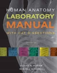 Pearson Anatomy And Physiology Lab Manual Human Anatomy Laboratory Manual With Cat Dissections Book By
