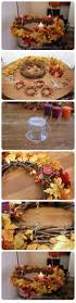 diy autumn wreath chandeleir pictures photos and images for
