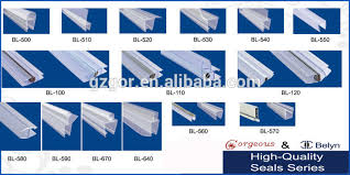 Glass Door Weatherstripping by Types Of Door Weather Stripping Mechanical Seal Buy Mechanical