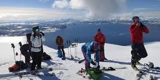 ski touring cruise in norway and svalbard 8 days may 2018