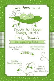 two peas in a pod baby shower two peas in a pod baby shower invitation printable