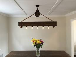 pulley system light fixtures pulley system light fixtures home design ideas