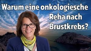 Rehaklinik Bad Bocklet Warum Ist Eine Onkologische Reha Nach Brustkrebs Sinnvoll Youtube