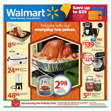 walmart thanksgiving sale adscan black friday 2014