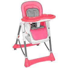 siege bebe pour manger tectake chaise haute de bébé pour enfants grand confort neuf