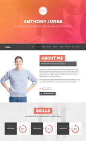 resume site examples best resumes websites 27 best images about portfolios resumes on 20 best wordpress resume themes for your personal website