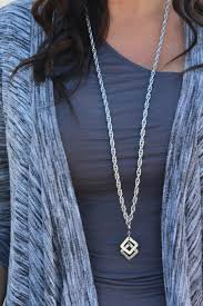 wear long necklace images 4 in 1 necklace steel twist link wear long and short sims jpg