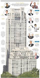 Park Central Floor Plan 15 Central Park West Race To The Top Price At A Tony Address Wsj
