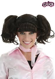 halloween costumes grease frenchy wig wigs by unique