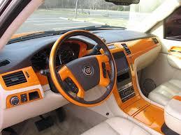 Custom Cadillac Escalade Interior Escalade Interior North Kansas City Auto Detailing Kc Detailing