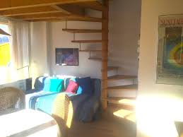 Attic Apartment by Modern Comfortable Attic Apartment With Large Balcony Lenk Best