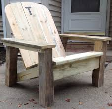 Adirondack Bench Ana White Reclaimed Lumber Adirondack Chair Diy Projects