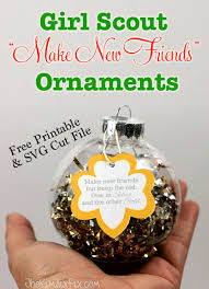new friends and giving back at free printables
