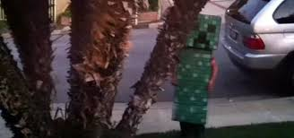 creeper costume how to make a minecraft creeper costume ideas