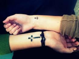 celtic cross wrist tattoos 47 stylish cross tattoos for wrists
