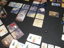 leaving earth is a game about planning and about managing risk