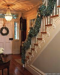 pictures of christmas decorations in homes holiday greenery 101 martha stewart