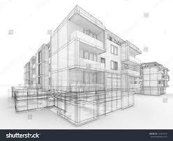 building design architecture stock photo apartment building design concept