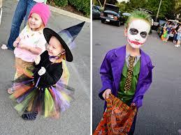Joker Halloween Costume Kids Trunk Treat 2011 Paige Taylor Evans