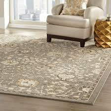 area rugs home decorators home decorators collection anniston brindle 8 ft x 10 ft area