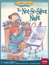 the not so silent an instant pageant