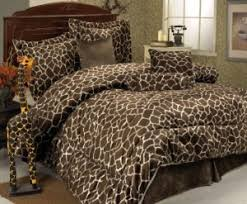 Leopard Print Duvet Animal Print Bedding Thereviewsquad Com