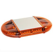 amber mini light bar amber mini lightbar hbc systems