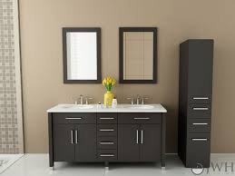 18 Inch Bathroom Sink And Vanity Combo by Jwh Living 59 U0026quot Rana Double Sink Vanity