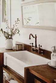 small apron front bathroom sink 711 best beautiful bathrooms images on pinterest bathroom ideas