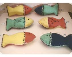 fish ornaments etsy