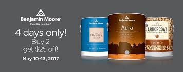 benjamin moore paint prices promotion ended benjamin moore buy 2 get 25 off sale g l caissie