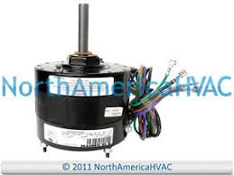 york ac condenser fan motor replacement oem a o smith york coleman condenser fan motor 1 8 hp 208 230v
