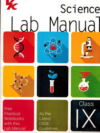 cbse science lab manual for class ix free practical notebooks