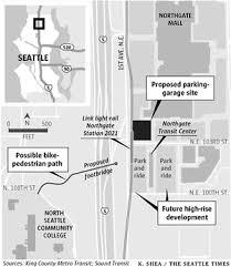 parking at husky stadium light rail light rail to northgate 4 3 miles costs 2 1b footbridge idea
