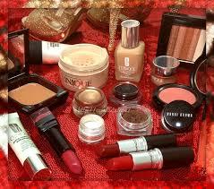 my bridal makeup kit so far