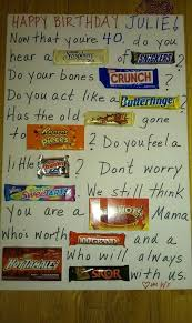 candy bar poem diy gifts pinterest candy bar poems candy