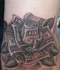 the 25 best money tattoo ideas on pinterest money rose tattoo