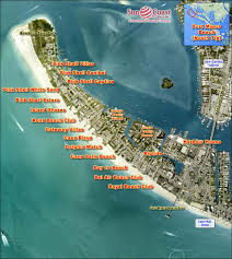 Florida Coast Map Fort Myers Beach Real Estate Fort Myers Beach Florida Fla Fl