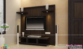 tv unit furniture dining and bedroom interiors kerala home