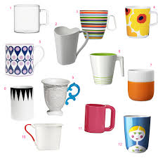 design plastic mug roundup 12 modern mugs design milk