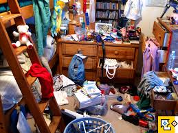 Organizing Clutter by How Can I Get Rid Of All This Clutter First Response