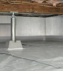 crawl space insulation with silverglo in pennsylvania delaware