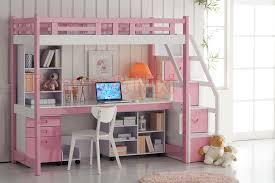 Bunk Beds Pink Bunk Beds 881 Pink On This Furniture Dot