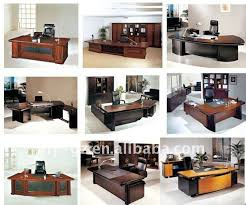 high quality office table new office executive desk computer desk table fancy wooden table