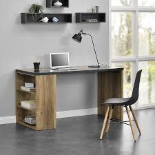 Schreibtisch 95 Cm Breit Schreibtische Amazon De