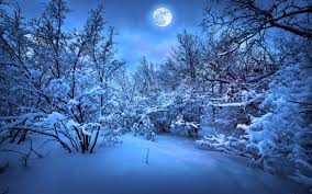 desktop christmas snow cave full hd pics for night background