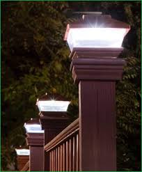 Patio Lights Uk Lighting Solar Powered Garden L Post Uk Solar Power L Post